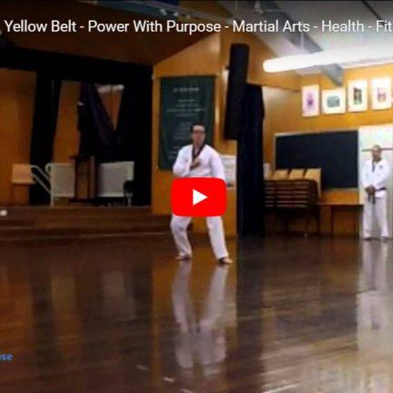 Taekwondo Palgwe 2