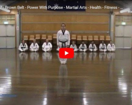 Taekwondo Palgwe 7