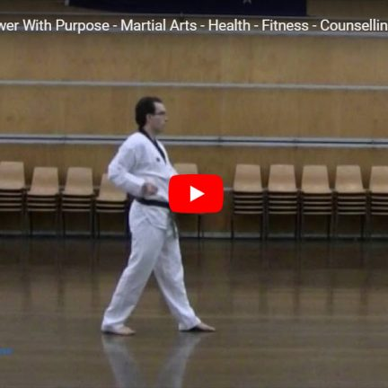 Taekwondo Taegeuk 2