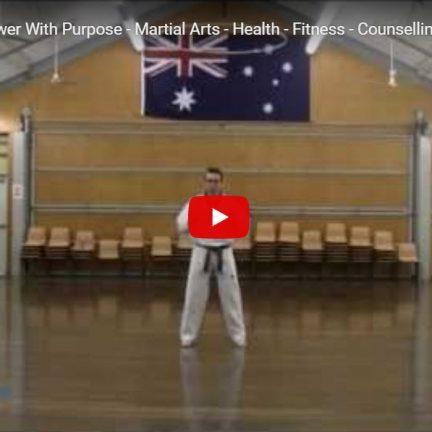 Taekwondo Taegeuk 4