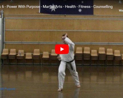 Taekwondo Taegeuk 6