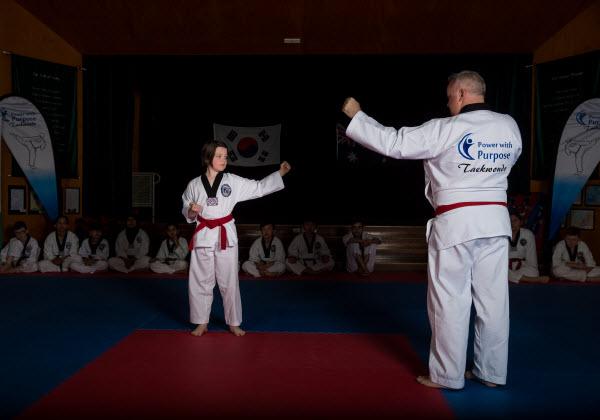 Benefits of taekwondo training