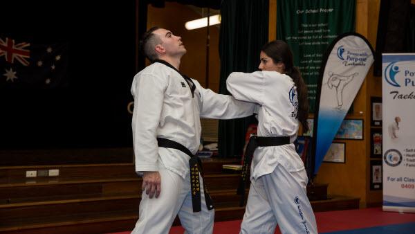 Class - Self-defence
