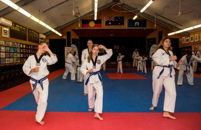 Join our taekwondo community