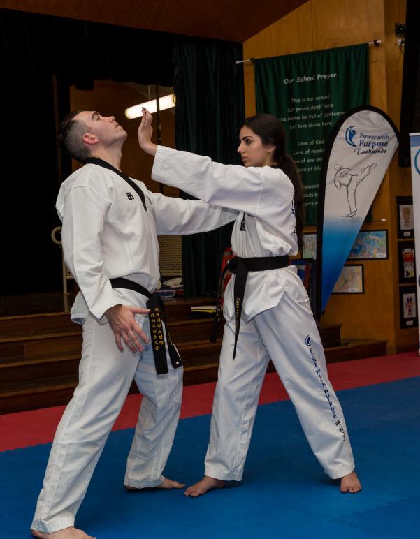 PWP - Self-defence