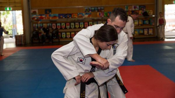Self-defence - Key Elements