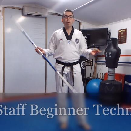 Bo-Staff Beginner Techniques